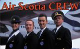 Air Scotia Crew Tag